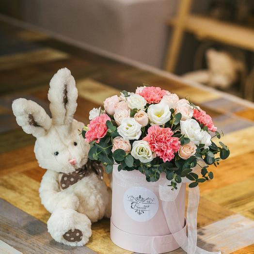 Амуры любви: букеты цветов на заказ Flowwow