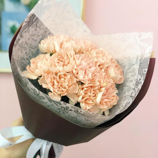 Букет 153: букеты цветов на заказ Flowwow