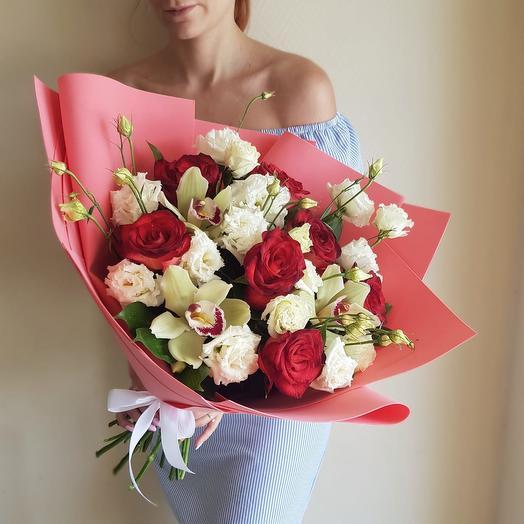 Bouquet 52: flowers to order Flowwow