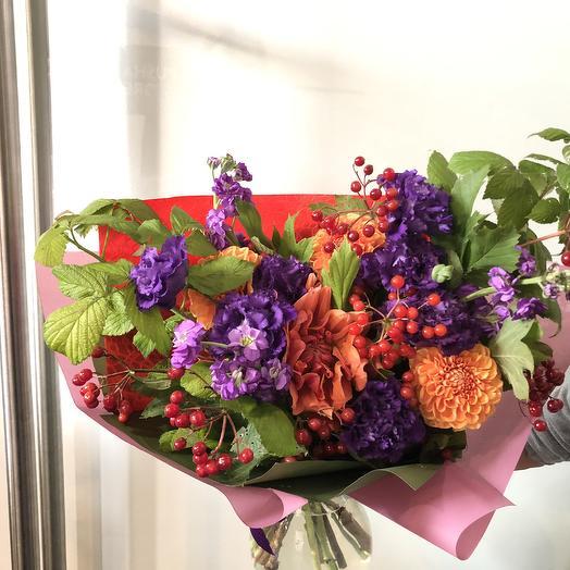 Буйный: букеты цветов на заказ Flowwow