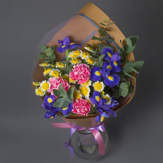 """Букет """"Учительнице"""": букеты цветов на заказ Flowwow"""