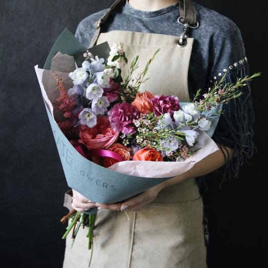 Летний зной: букеты цветов на заказ Flowwow