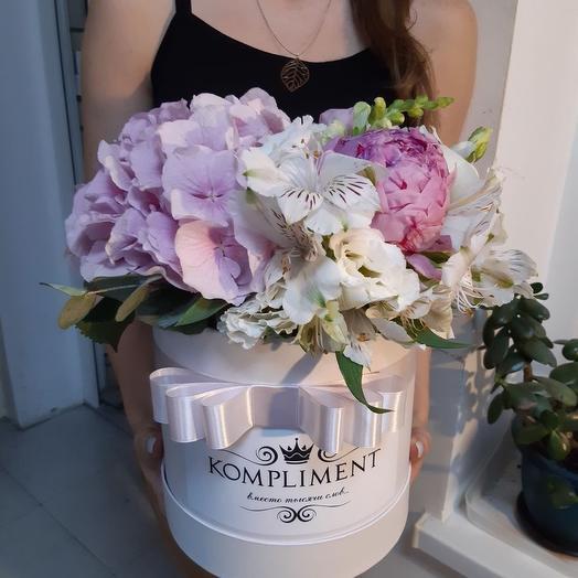 Букет Нежный»: букеты цветов на заказ Flowwow