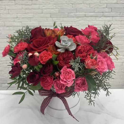 Роковая красота: букеты цветов на заказ Flowwow