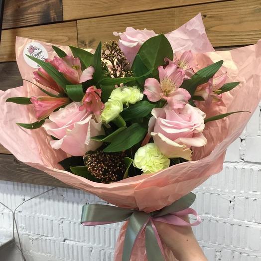 Любава: букеты цветов на заказ Flowwow