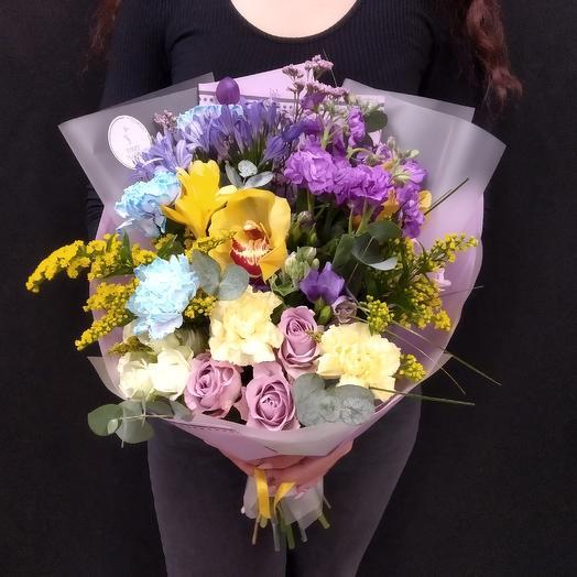 Букет - Дамский Каприз: букеты цветов на заказ Flowwow