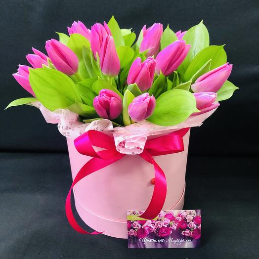 Тюльпаны II: букеты цветов на заказ Flowwow