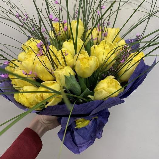 Яркое солнце: букеты цветов на заказ Flowwow