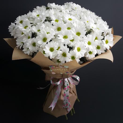 Букет Ромашковой хризантемы 9 штук🌹