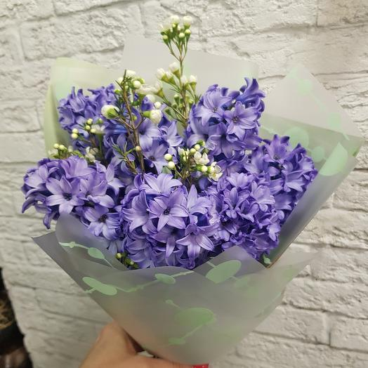 Весенний комплимент для солнечного настроения: букеты цветов на заказ Flowwow