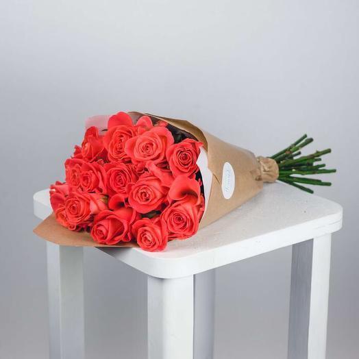 Букетик роз Вау