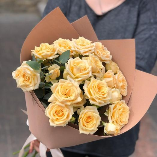 😍Bouquet Of Fragrant Roses😍