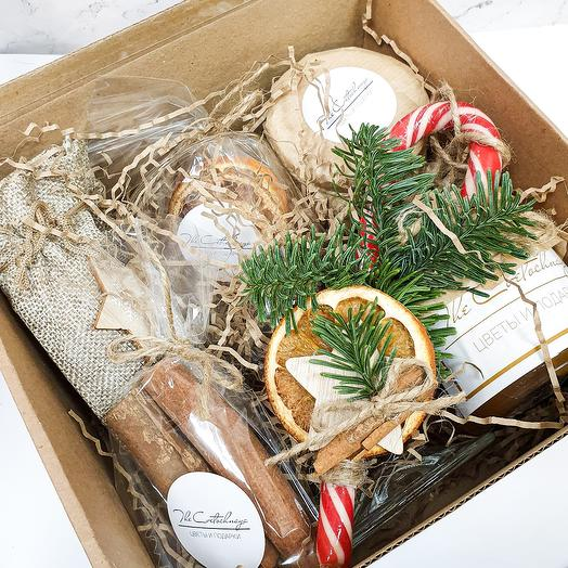 """Подарочный набор """"Предчувствие Рождества"""""""