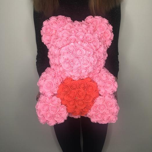 Lady Flowers - Мишка из фомиарана «Милана»