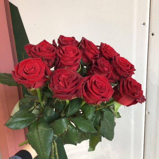11 чувственных роз