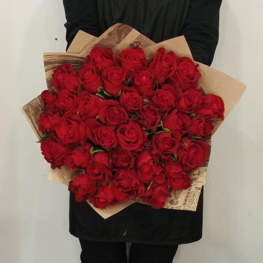 Роза кения