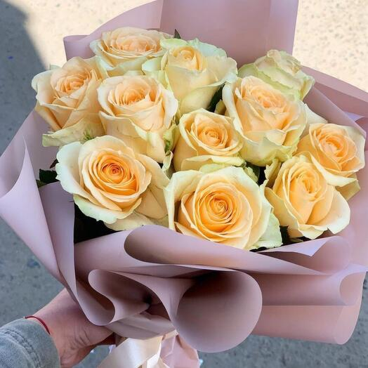 Роза 11шт