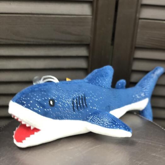 Акула 30см