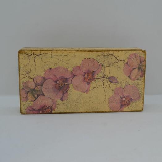 """Банкнотница  """"Орхидея"""""""