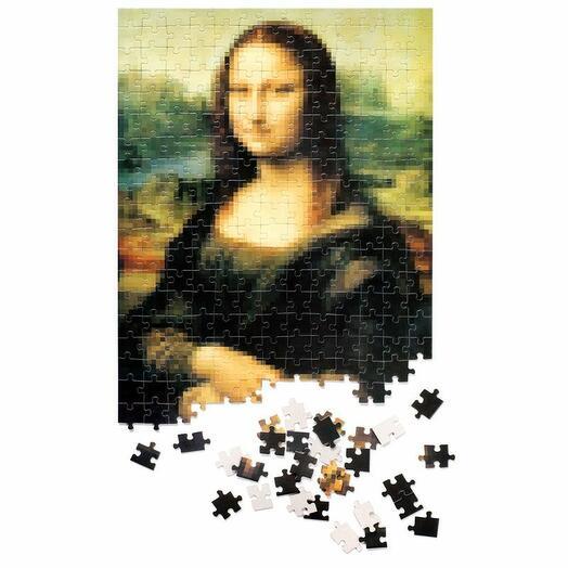 Пазлус Пикселюс Мона Лиза