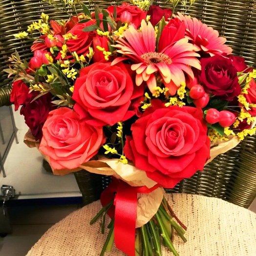 Шепот любви: букеты цветов на заказ Flowwow