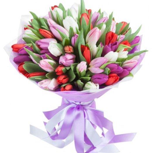 Букет Марта: букеты цветов на заказ Flowwow