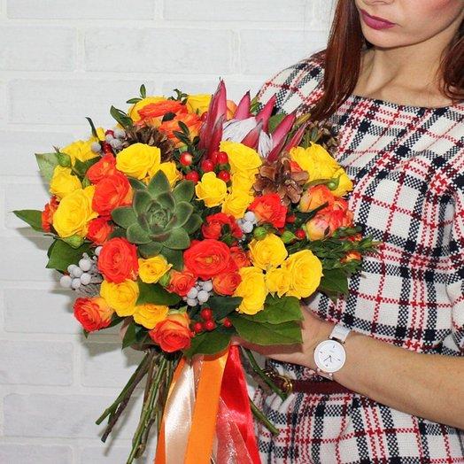 Восток: букеты цветов на заказ Flowwow