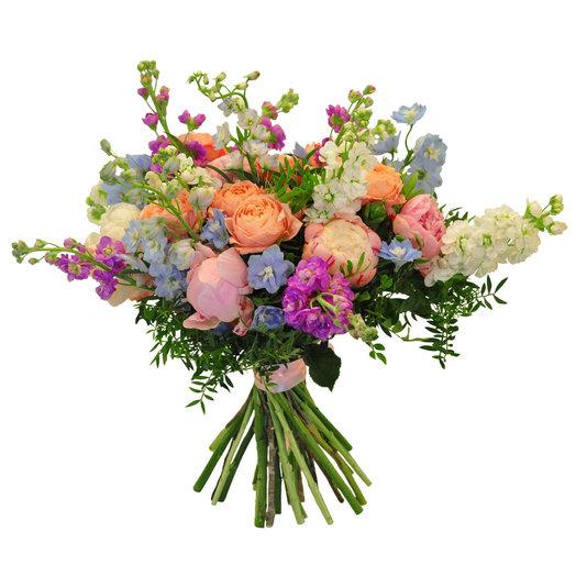 Букет Аврора: букеты цветов на заказ Flowwow