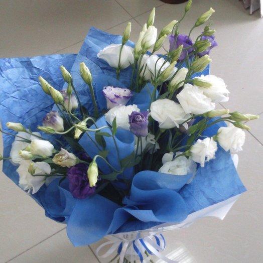 Букет Свежесть утра: букеты цветов на заказ Flowwow