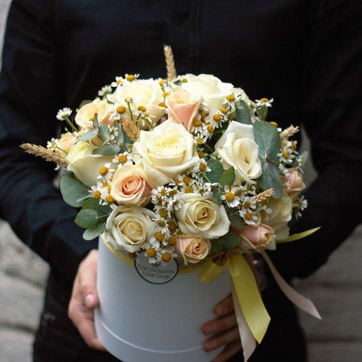 Летнее облачко: букеты цветов на заказ Flowwow