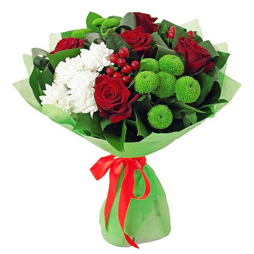 Букет Цвет счастья: букеты цветов на заказ Flowwow