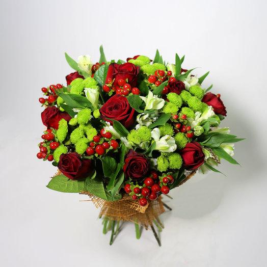 Гармония (Букет 39): букеты цветов на заказ Flowwow