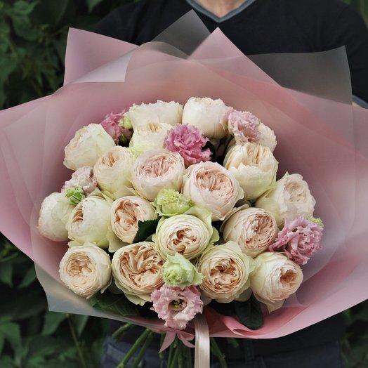 Шикарная Эмма: букеты цветов на заказ Flowwow