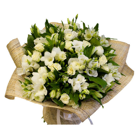 "Букет цветов ""Марсель"": букеты цветов на заказ Flowwow"