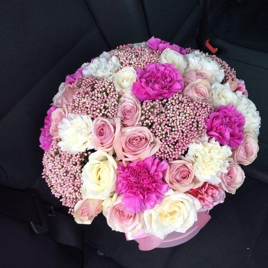 Воздушная нежность : букеты цветов на заказ Flowwow