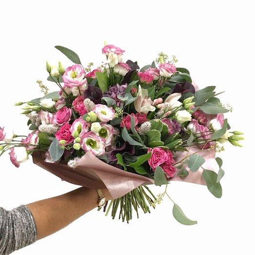 Букет «Изысканность»: букеты цветов на заказ Flowwow