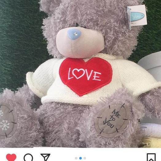 Медведь Тедди