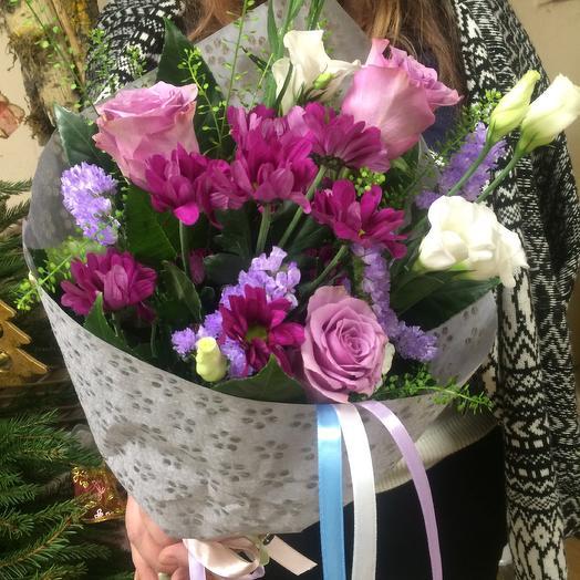 Сильва: букеты цветов на заказ Flowwow