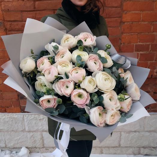 Girl of my dreams: букеты цветов на заказ Flowwow