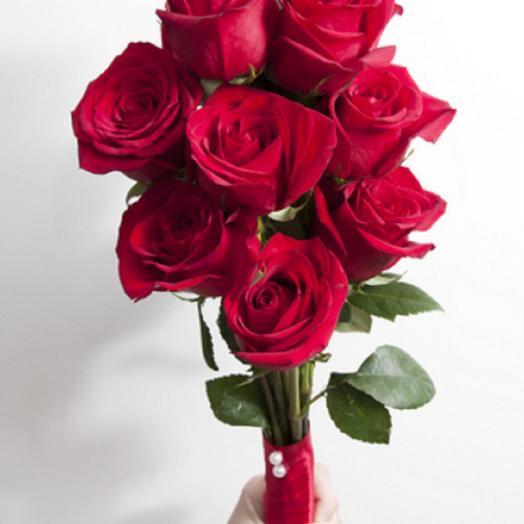 Мужской, вертикальный букет: букеты цветов на заказ Flowwow