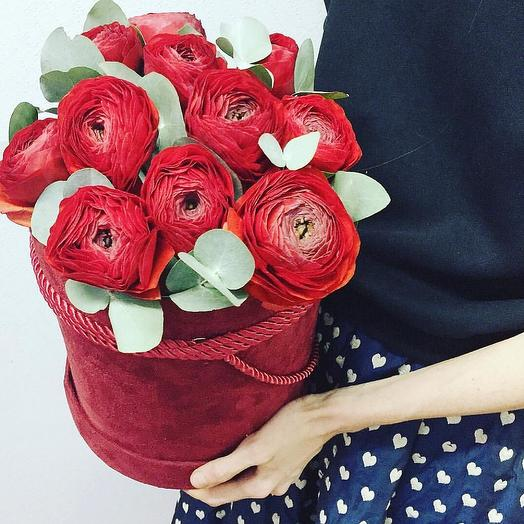 Бархатная любовь: букеты цветов на заказ Flowwow