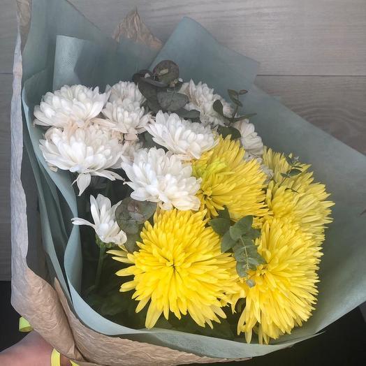 Букет 1840: букеты цветов на заказ Flowwow