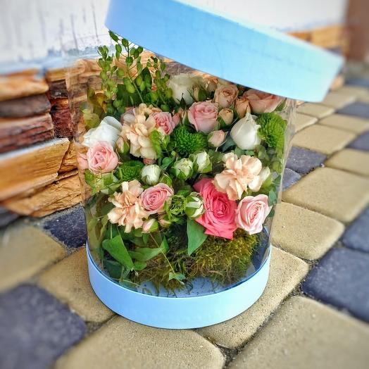 Тайна чувств: букеты цветов на заказ Flowwow