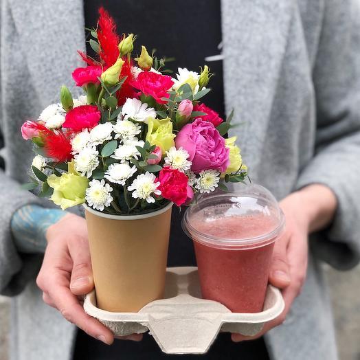 Набор для создания летнего настроения: букеты цветов на заказ Flowwow