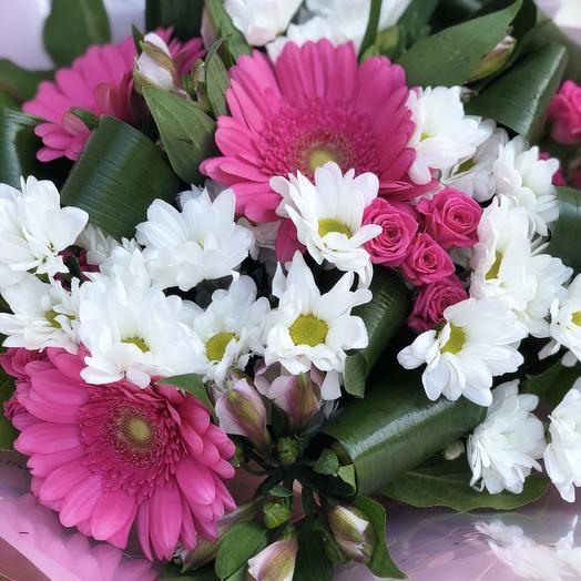 Букет «Весна в душе»: букеты цветов на заказ Flowwow