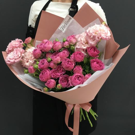 Ягодный бриз: букеты цветов на заказ Flowwow