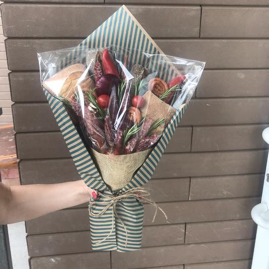 Букет «Мужская сказка»: букеты цветов на заказ Flowwow