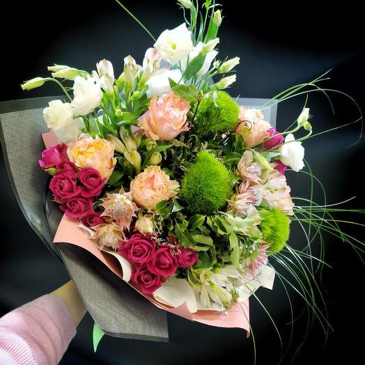 Цветочный БУМ: букеты цветов на заказ Flowwow