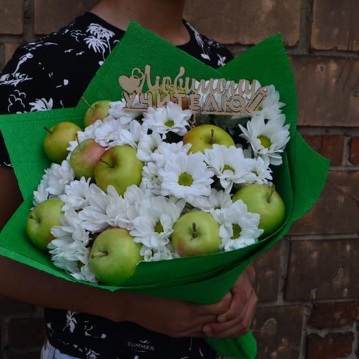 Для Первоклашек: букеты цветов на заказ Flowwow