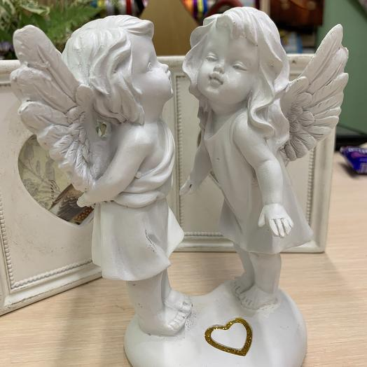Ангелочки: букеты цветов на заказ Flowwow